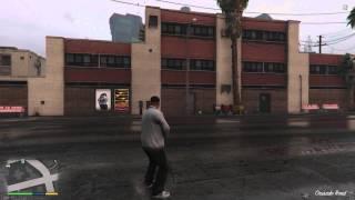 GTA V arma láser - como conseguir el arma láser