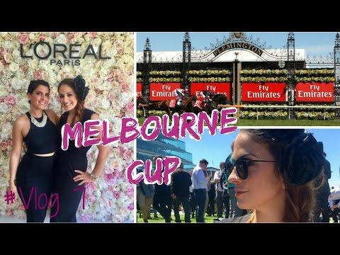 Au pair Vlog #7 | Melbourne Cup !!