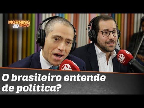 O brasileiro entende de política?