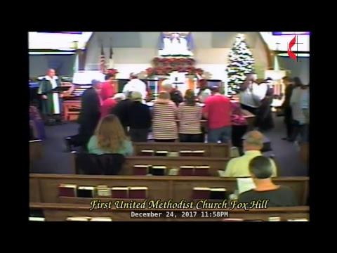 First United Methodist Church Fox Hill - Live Stream
