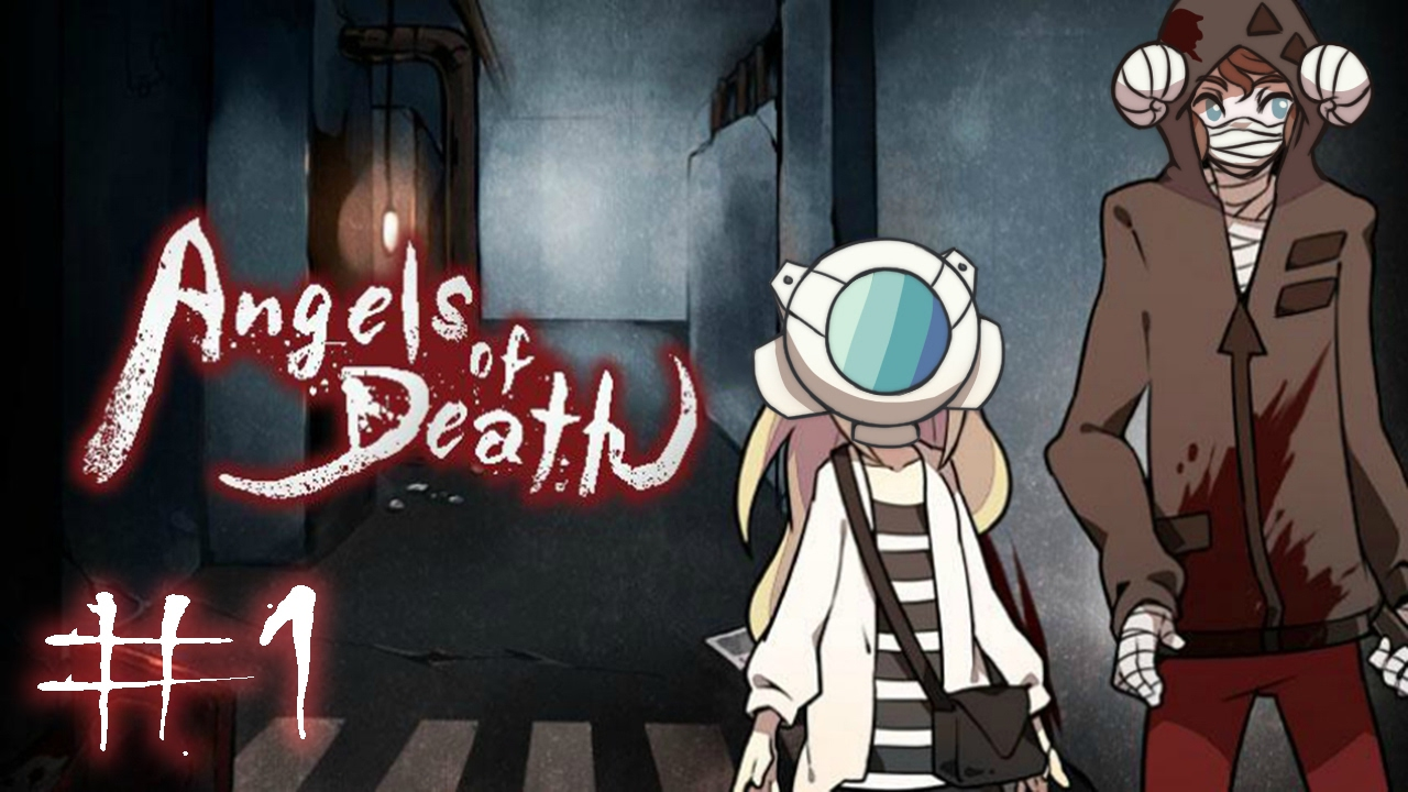 Interactive Anime Wallpaper Angels Of Death Death Game Part 1 Astropill Ft Brian
