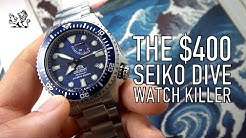 The Best $400 Seiko SKX Dive Watch Alternative - Orient Triton Review