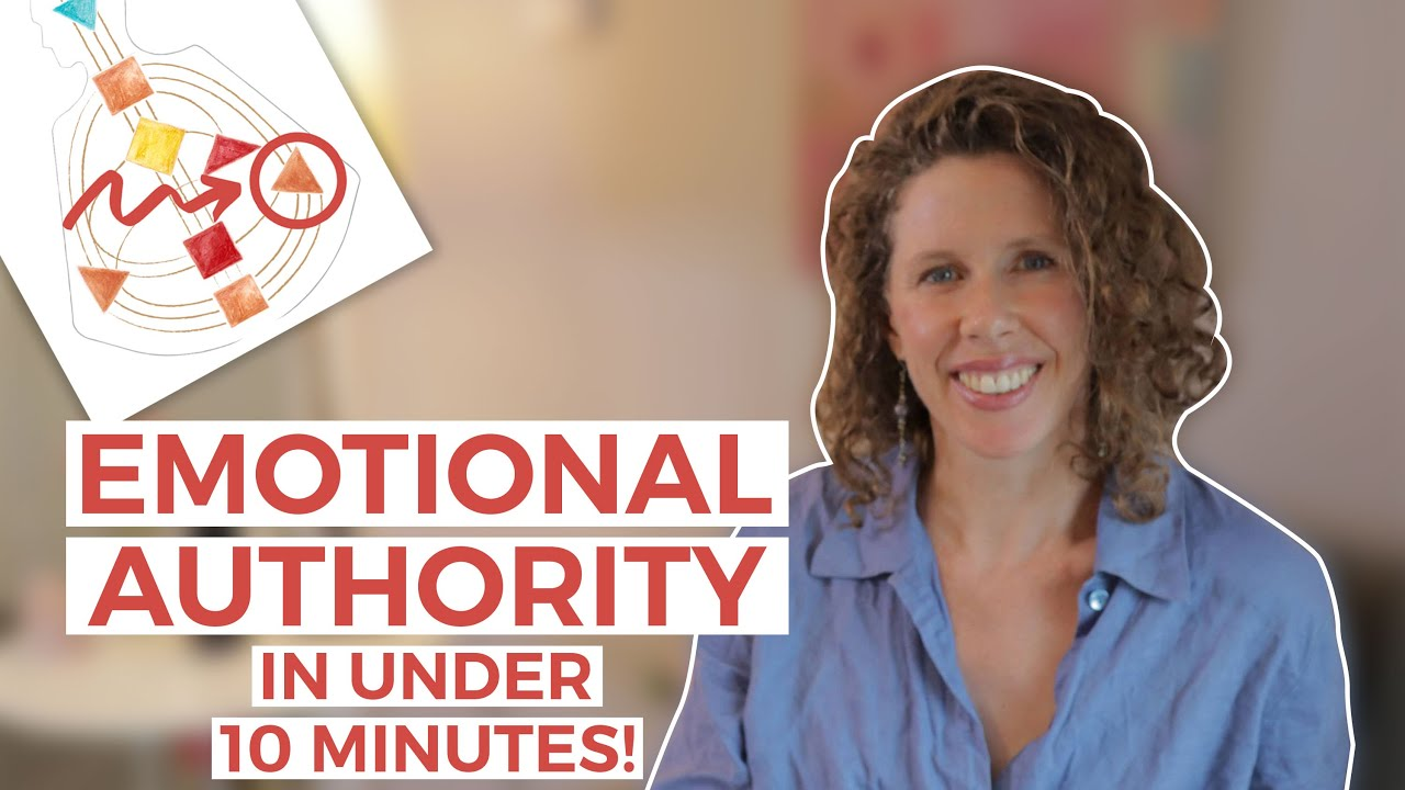 Human Design EMOTIONAL AUTHORITY // The Essentials of the Defined Solar Plexus in Under 10 Minutes!
