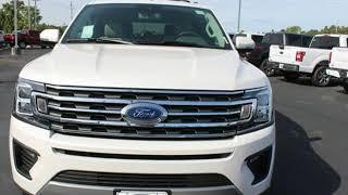New 2018 Ford Expedition Max Mt Pleasant TX Sulphur Springs, TX #F6708
