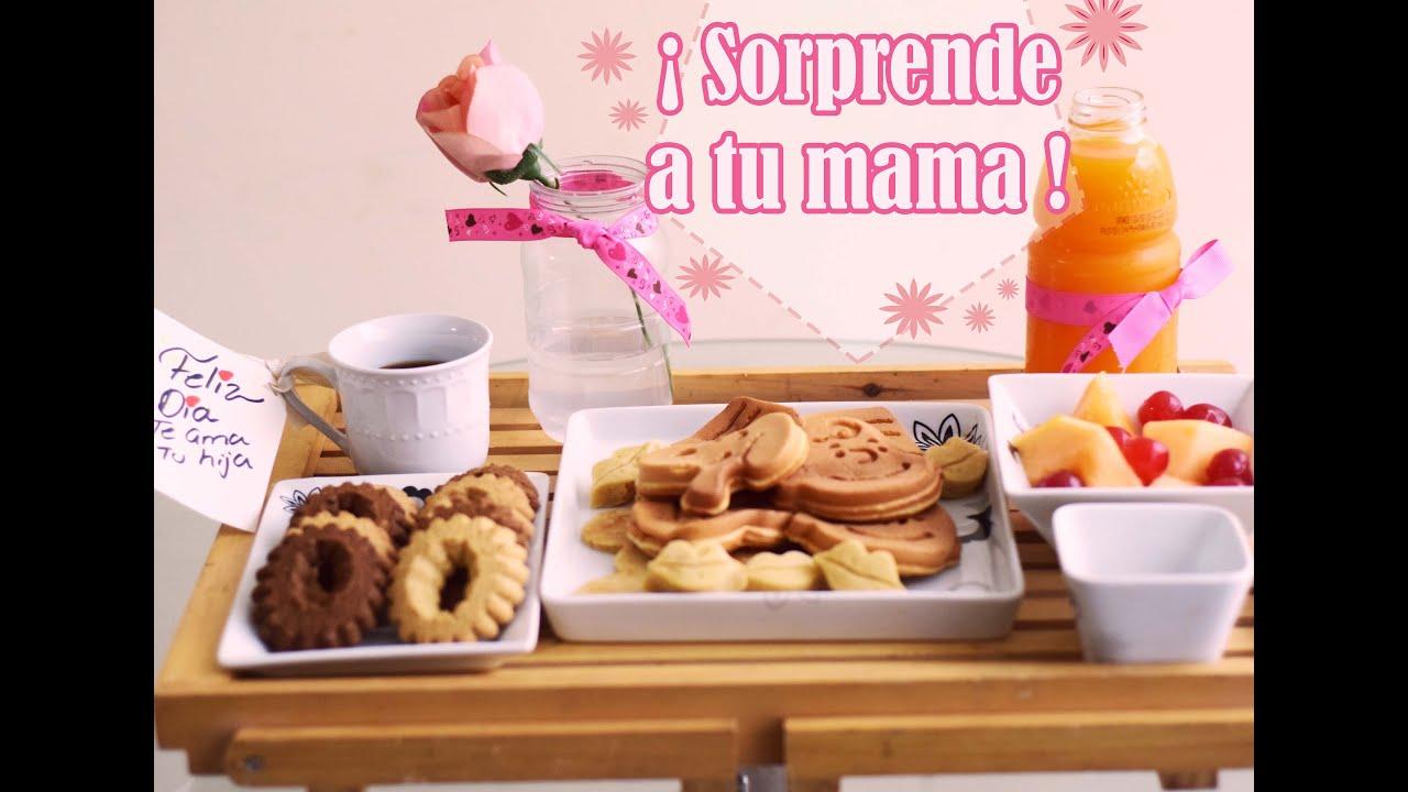 Regalo Para El D 237 A De Las Madres 161 Ll 233 Vale El Desayuno A