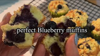 [vlog#8] perfect blueberry muf…