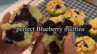 [미니오븐 홈베이킹 #2]  perfect bluebe…