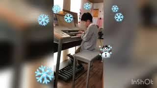 エレクトーンの発表会(前の練習)♫ 名探偵コナン メイン・テーマ thumbnail
