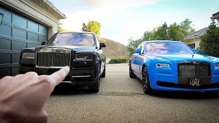 The Rolls Royce Cullinan Is A Bargain At $380,000 Usd!