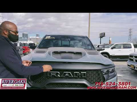 New 2021 Ram 1500 TRX Launch Edition Is Finally Here!!