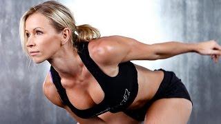 Супер жиросжигаюшая тренировка для девушек. Похудение дома