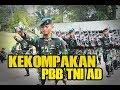SALUT!! Pasukan baris berbaris MILITER Indonesia DISIPLIN,KOMPAK Dan RAPI!!
