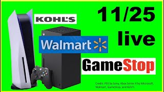 We give you the secret strategies to get a next-gen xbox series x/s or sony playstation 5 console from gamestop. kohl's has only shipped 4 percnet of ps5...