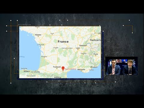 Latest on the suspected terror attack in France.