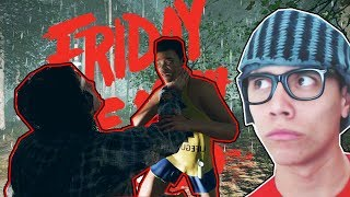 JASON KILL MY BUGS - Friday the 13th the Game