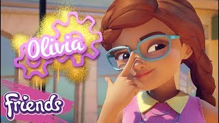 Meet Olivia! - LEGO Friends - Character Spot
