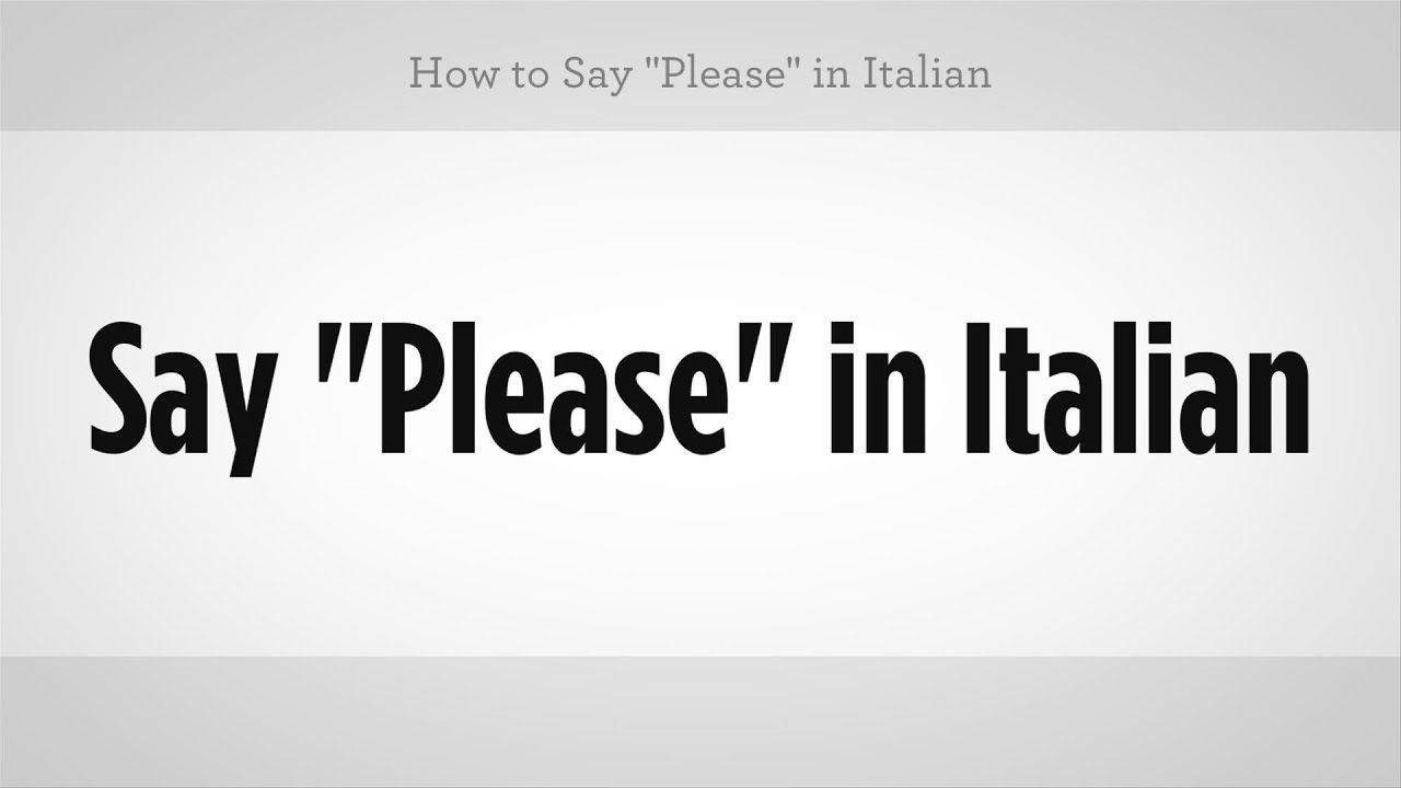 how to say 1-10 in italian