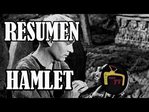 resumen de la obra hamlet william shakespeare