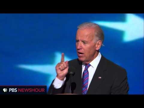 VP Joe Biden on Pres. Obama: 'I Don't See Him in Sound Bites. I Watch Him in Action'