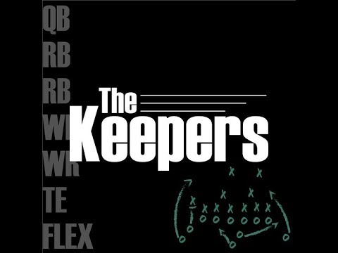 The Keepers Fantasy Football Show Episode 1