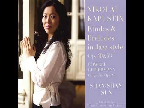 Kapustin - Concert Etude Op.40 No.2: Reverie