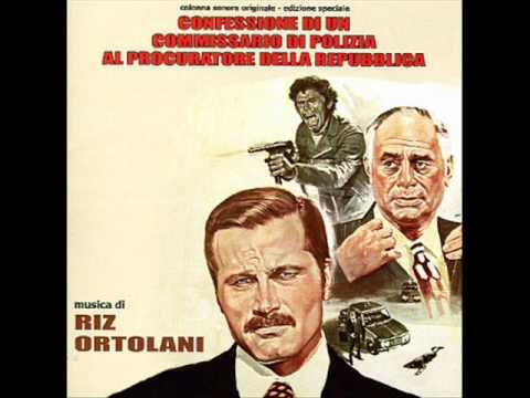 Riz Ortolani-confessione di un comissario