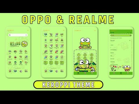 KEROPPI (Theme For All OPPO and Realme )
