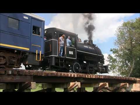 Bluegrass Railroad Train Excursion - Versailles, Kentucky