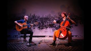 """Batuque Cello (duo) - """"21 de julho"""" (Hermeto Pascoal) _Calendário do som"""