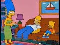 The Simpsons- Bart And Homer Are Drunk!