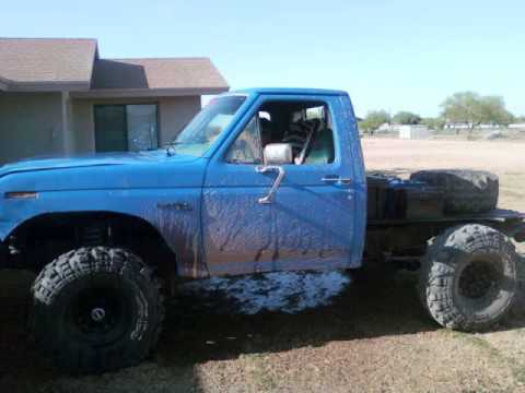 Ford F150 35 Super Swampers 1981 4x4 For Sale Youtube