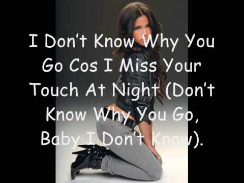 Cassie - Miss Your Touch/with - lyrics.