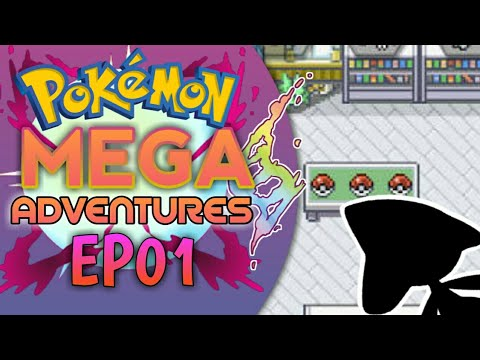 LEGENDARY STARTER ... | Pokemon Mega Adventures Randomized EP01 In Hindi