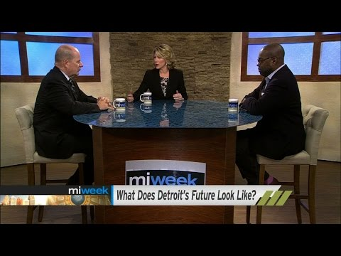 Governor Snyder on Detroit / Business in Detroit / Fixing Blight | MiWeek Full Episode