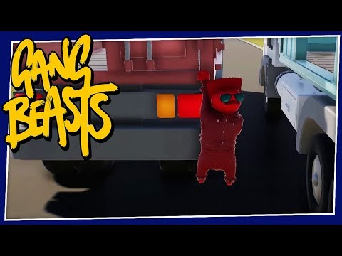 Gang Beasts - #290 - TWERKERS PARTY!!