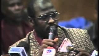 Raw video of how Major Al-Mustapha killed Kudirat Abiola (wife of MKO Abiola) - Disk 1