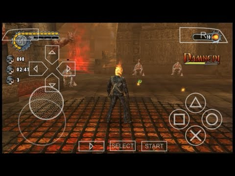 Cara Download Dan Install Game Ghost Rider PPSSPP Android ...