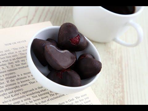Carob Chocolates with music by Trevor Brown!