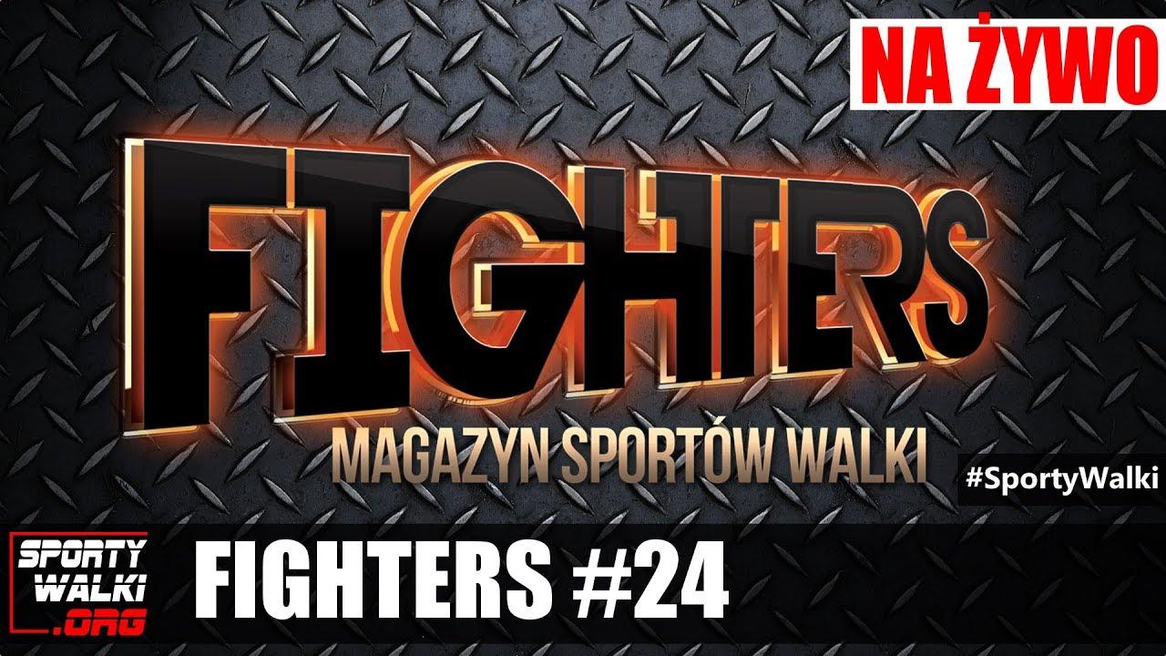 Magazyn Sportów Walki FIGHTERS #24 – Masternak, Jonak, Złotkowski, Tybura, Kowalik