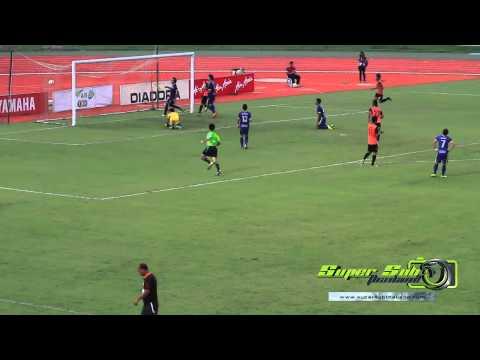 ศรีสะเกษ ยูไนเต็ด ชนะ สกลนคร เมืองไทย เอฟซี 3-1