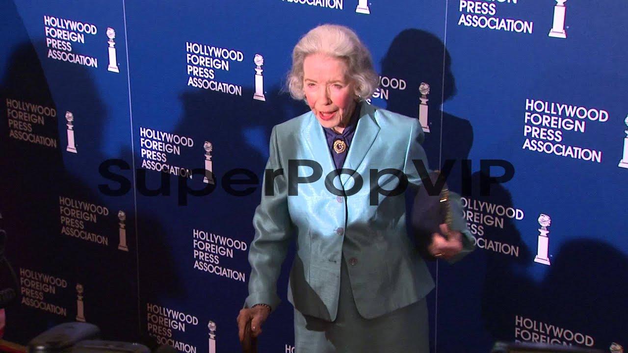 Marsha Hunt at the 2013 Hollywood Foreign Press Associati...