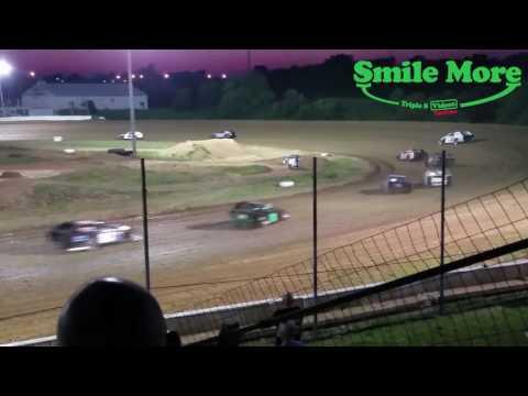 Midwest Mods A Feature Springfield Raceway June 10 2017
