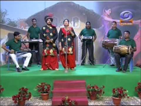 Main Tan Bebe Type Sikhni - ਮੈਂ ਤਾਂ ਬੇਬੇ ਟਾਇਪ ਸਿੱਖਣੀ - (Hakam Bakhtari Wala & Daljit Kaur)