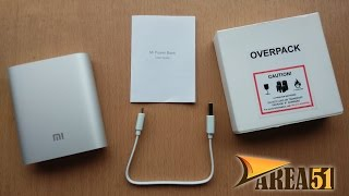 Xiaomi Mi Power Bank 10400 mAh : Unboxing India