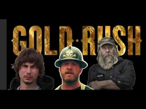 GOLD RUSH GAME CHANGER - GAME OVER !