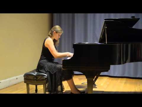 Bloomingdale School of Music 1/29/16 Sara Sherman: Music, Masquerade, and Music