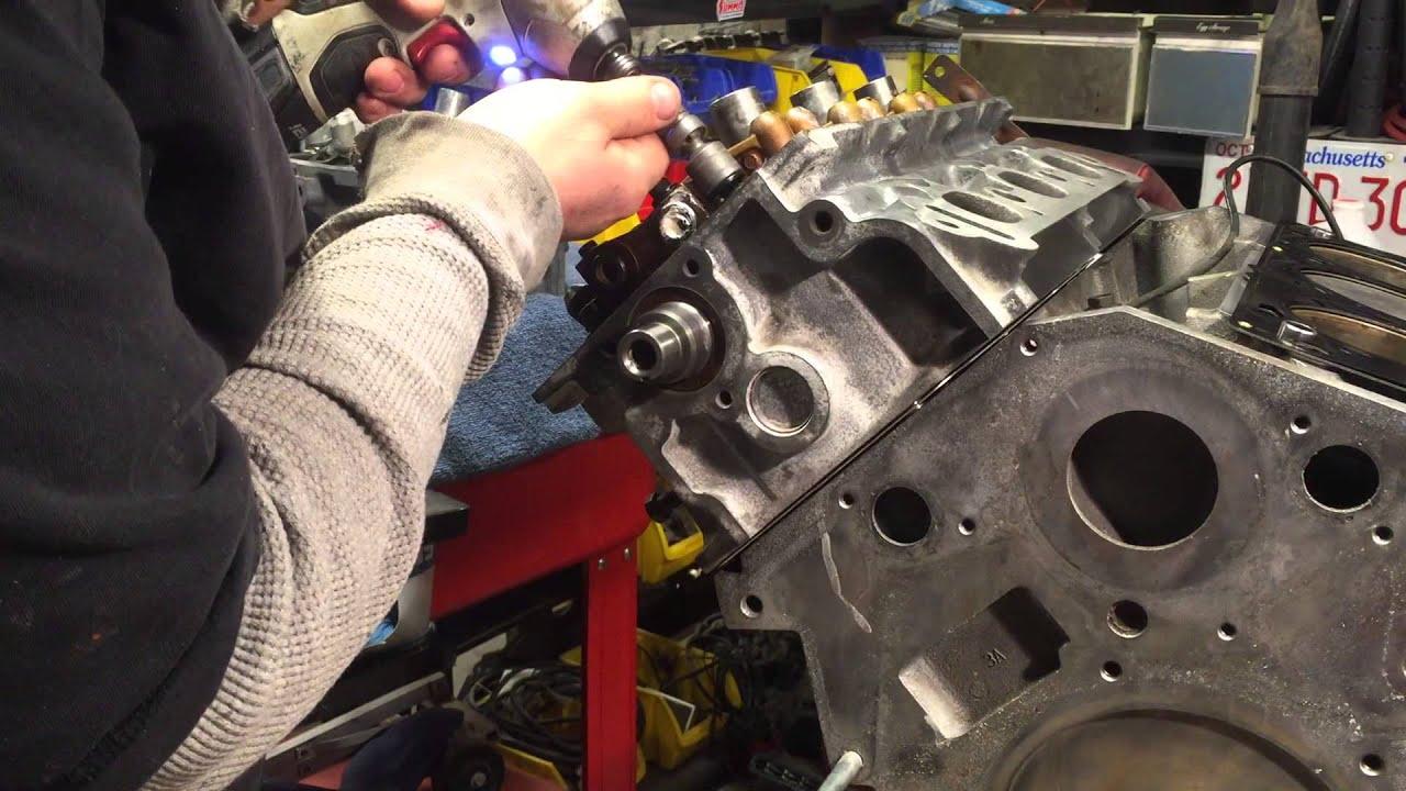 Chrysler 3.5 ENGINE rebuild part 3 - YouTube