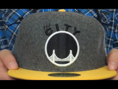 65e08140be1 Warriors  SHADER MELTON  Grey-Gold Fitted Hat by New Era - YouTube