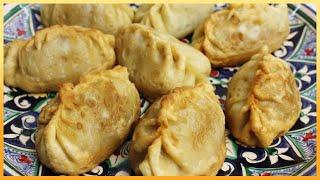 А вы пробовали ЖАРЕНЫЕ МАНТЫ?! Попробуйте этот необычный сочный рецепт МАНТ! Уйгурская вкуснятина!