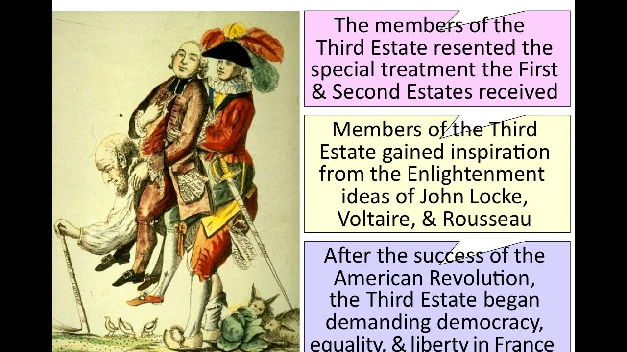 the primary immediate causes of the french revolution The crisis and events of the 1780s destabilized france and led to the revolution  starting the populace demanded representation.